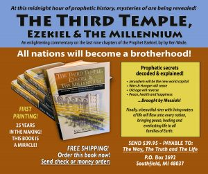 The Third Temple will be built!